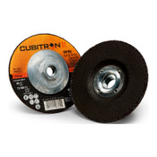 3M Cubitron II Cut and Grind Wheels, Ceramic, 4 1/2 in Dia, 5/8 in Arbor, 36+ Grit, 10 CT, #7100018882