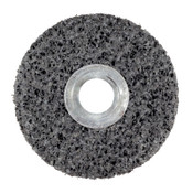 "3M Scotch-Brite Clean and Strip Unitized Wheels, 4""Dia, .25"" Arbor, Silicon Carbide, 5 CTN, #7000120868"