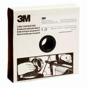 3M 314D Utility Cloth Rolls, 2 in, 50 yd, P220 Grit, 1 RL, #7000118538