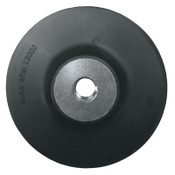 Anchor Products Backing Pad for Resin Fiber Sanding Disc, 5 in X 5/8 in - 11, Firm, 10 BX, #91008