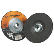 3M Cubitron II Cut & Grind Wheel, 5 in Dia, 10 BX, #7100018883