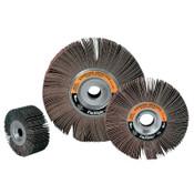 3M Aluminum Oxide Flexible Flap Wheel, 60 Grit, 4,700 rpm, 1 EA, #7010331221