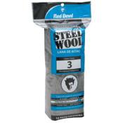 Red Devil Steel Wool, Course, #3, 16 PK, #316