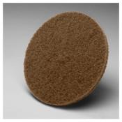 3M Scotch-Brite Hookit Cut and Polish Discs, 5 in Dia., Aluminum Oxide, 40 CA, #7000121099