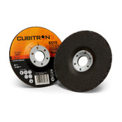 3M Cubitron II Cut and Grind Wheels, 5 in, 7/8 in Arbor, 36+, 12,250 rpm, 10 BX, #7100019244