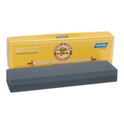 Norton Combination Grit Abrasive Sharpening Benchstones, 8 x 2 x 1, Coarse, Crystolon, 1 EA