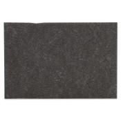 3M Scotch-Brite Hand Pads, Ultra Fine, Aluminum Oxide, Light Gray, 20 BX, #7100089226