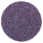 "3M Scotch-Brite Light Grinding & Blending Cntr Hole Discs, 7"",Ceramic Alum Ox, 25 CA, #7100115210"