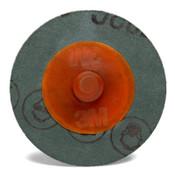 3M 782C Fibre Discs, Ceramic, 3 in Dia, 60+ Grit, 200 CA, #7100100885