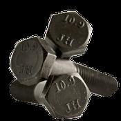 M14-2.00x90 mm (PT) Hex Cap Screws 10.9 DIN 931 Coarse Alloy Plain (125/Bulk Qty.)