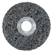 3M Scotch-Brite Clean and Strip Rim Wheels, 12X4X3, Extra-Coarse, Silicon Carbide, 1 EA, #7010329664
