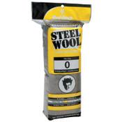 Red Devil Steel Wool, Fine, #0, 16 PK, #313