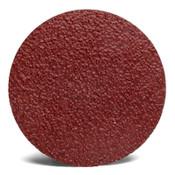 3M 782C Fibre Discs, Ceramic, 4 in Dia, 36+ Grit, 100 CA, #7100100975