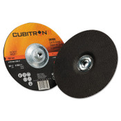 3M Cubitron II Cut & Grind Wheel, 7 in Dia, 1/8 in Thick, 5/8 in-11 Arbor, 10 BX, #7100019074