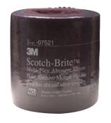 3M 3M Abrasive Scotch-Brite Multi-Flex Sheet Rolls, Aluminum Oxide, Ultra Fine, 1 EA, #7000028496