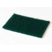 3M Scotch-Brite™ Heavy-Duty Commercial Scouring Pad, Green, 36 EA, #7000045876