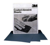 3M 3M Abrasive Wetordry Sheets, Silicon Carbide Paper, 180 Grit, 50 PK, #7000118316
