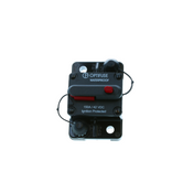 Waterproof Automotive Hi Amp Circuit Breaker  - Manual Reset - Type III, 80 Amp (2/Pkg.)