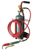 Esab Welding Torch Kit Swirls, Oxygen; Acetylene, TDLX2003MC, MC Tank, 1 EA, #4260011