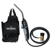 Worthington Cylinders Trigger-Start Hose Torch, Soldering; Heating, Propane;Map-Pro, Fat Boy Fuel Holster, 1 EA, #384398