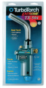 Esab Welding TX500 Torch Swirl, MAP-Pro/LP Gas, Self Lighting, 1 EA