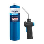 Worthington Cylinders Multi-Use Torch Kit, 14.1 oz Propane Cylinder;TS3500 Torch, 3 CA