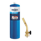 Worthington Cylinders Basic Pencil Flame Torch Kit, 14.1 oz. Propane Cylinder; UL2317 Torch, 3 CA