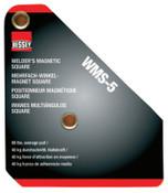 BESSEY WMS Series Magnetic Squares, 112 lb, 1 EA, #WMS5