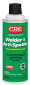 CRC Welder's Anti-Spatter Spray, 16 oz Aerosol Can, 12 CAN, #3083