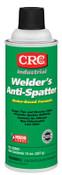 CRC Welder's Anti-Spatter Spray, 16 oz Aerosol Can, 12 CAN
