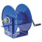 Coxreels Challenger Hand Crank Welding Cable Reels, 100 ft, 1/0 AWG, Hand Crank Cable, 1 EA, #112WCL610
