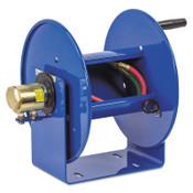 Coxreels Large Capacity Welding Reel, 3/8 I.D. 2/3 in. O.D. x 150ft, Hand Crank Dual Hose, 1 EA, #1275WL3150C
