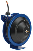 Coxreels Spring Driven Welding Cable Reels, 50 ft, 350 A, 1 EA, #PWC175010