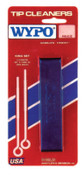WYPO Tip Cleaner Kits, #6 - 26, Extra Long w/ File, Skin Packed, 1 EA, #SP4