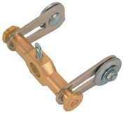 Esab Welding Model 497 Roller Guides, 1 EA, #3830009