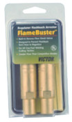 Esab Welding Flamebuster™ Plus Torch Flashback Arrestors, FBP-1; Heavy Duty, Oxy/Fuel, Torch, 1 EA, #6560002