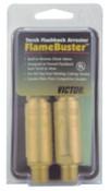 Esab Welding FlameBuster™ Flashback Arrestors, FBR-1, Oxy/Fuel, B 9/16 in-18 RH/LH, Regulator, 1 EA, #6560004