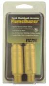"Esab Welding FlameBuster™ Flashback Arrestors, FB-F, Fuel, ""B"" 9/16 in-18 LH; CGA 023, 1 EA, #6570011"