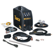 Esab Welding Fabricator 141i MIG/Stick/TIG Welder with Basic Utility Cart, 115 V Input Power, 1 EA, #W1003142