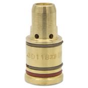 Bernard Centerfire Diffusers, For Tweco/Spray Master/Supra XT/Lincoln Magnum, 10 EA, #D118