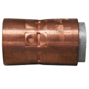 Bernard HD Centerfire Nozzle Body, Copper, 1 EA, #NHDC
