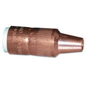 Bernard Centerfire Nozzles, Tapered, MiniFlush, 3/8 in, For Large Centerfire Diffuser, 1 EA, #NT3800C