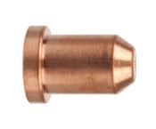 Esab Welding Plasma Tip, Use with SL60 and SL100, 40 Amp, Aluminum, 5 PK, #98208