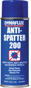 Dynaflux Anti-Spatter 200, 16 oz Aerosol Can, Clear, 12 EA
