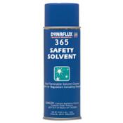 Dynaflux Safety Solvents, 15.1 oz Aerosol, Clear to Amber, 12 EA