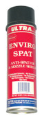 Dynaflux Enviro-Spat Water Based Anti-Spatters, 16 oz Aerosol Can, Orange, 12 EA, #DF40016