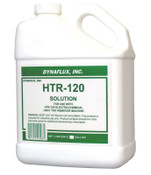 Dynaflux Ultra Brand HTR120 Solutions, 1 Gallon Container, Clear, 1 EA, #HTR1204X1