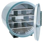Phoenix DryRod Type 900 Bench/Floor Shop Electrode Ovens, 1,100 lb, 240/480 V, 1 EA, #1200300