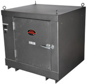 Phoenix DryRod High Temperature Electrode Rebaking Ovens, 400 lb, 480 VAC, Three Phase, 1 EA