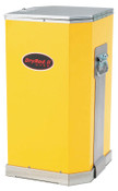 Phoenix DryRod Portable Electrode Ovens, 50 lb, 120/240V, Type 5 w/Handles & Thermometer, 1 EA, #1205521